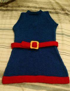 Vestido Luna em tricot