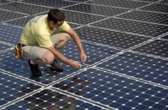 In case you are reluctant about putting resources into a solar power framework, best solar panels might be exactly what you are searching for. For Best Solar Panel Service visit Arise Solar. Solar Energy Panels, Best Solar Panels, Types Of Renewable Energy, Green Jobs, Solar Roof Tiles, Solar Projects, Solar Panel Installation, Alternative Energy, Solar Power