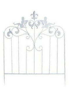"""Barn Door Handle 9.45/"""" Hand Forged Wrought Iron Pull Antique Garden Gate Shed"""