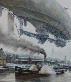 airship: