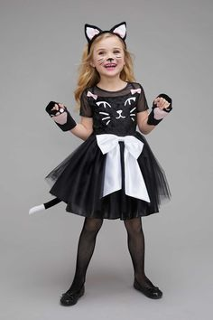 Black Cat Costume for Girls: #Chasingfireflies $54.00$6.00$30.00