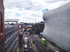 The Bullring shopping centre, Birmingham