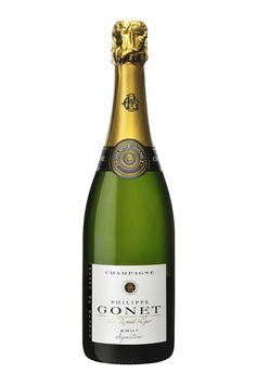 Blanc de Blancs Signature by Philippe Gonet : a stylish dry champagne