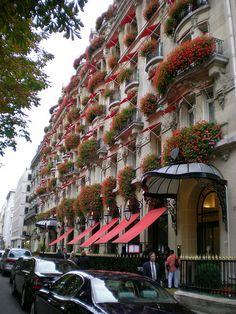 Fancy - Hotel Plaza Athenee Paris
