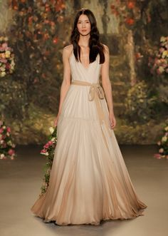 Jenny Packham Bridal Wear Collection for 2016 - inspired by a Midsummer Nights Dream.