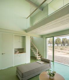 Gallery of Rural Hotel Complex / ideo arquitectura - 14