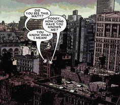 middayoil:  Daredevil v2 #76