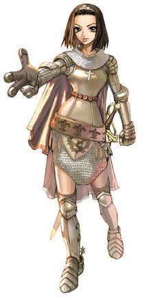 Knight Female - Ragnarok