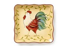 I just love roosters
