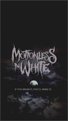 Kenzie Blackhorror — dreamscape-wer: Motionless In White lockscreens...