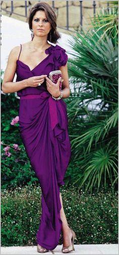 Elegante jaglady. Complementary colour scheme
