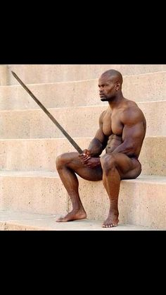 For Black men nude and feet