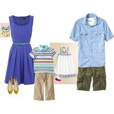 what to wear family photo session - Google Search