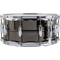 Ludwig Supraphonic Black Beauty Snare Drum. Gotta have me one of these...