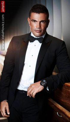Egyptian singer, Amr Diab