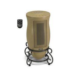 Lasko 5,118-Btu Ceramic Tower Electric Space Heater With Thermostat 64