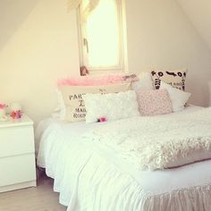 Similar to what I want for my bed ♡