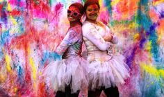 Nothing is more fun than The Color Run + tutus! @a