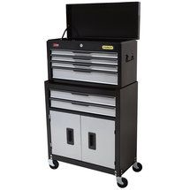 Stanley Professional Tool Chest Cabinet Combo 6-Drw | MF Cabinets