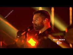 Ricky Martin ft Mario Domm; Perdon - YouTube