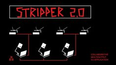 STRIPPER is a Collaborative Multioutput VJ-Application which started from a live visuals project. Experiences and needs from the classic VJing, animation, generative… Calm, Boiler, Vienna, Artwork, Museum, Work Of Art, Auguste Rodin Artwork, Artworks, Museums