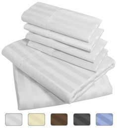 This American Pillowcase 540 Thread Count cotton will make any home decor or home ideas and even your bed looks so beautiful like you never seen before .These 600 thread count, 100% percent Egyptian cotton sheets from American Pillowcase are simply beautiful.