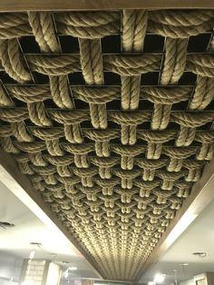 Ceiling Ideas, Ceiling Lights, False Ceiling Design, Design Bedroom, Backdrops, Chandelier, Houses, Curtains, Living Room