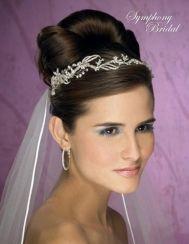 Symphony Bridal Tiaras - Style 4915CR