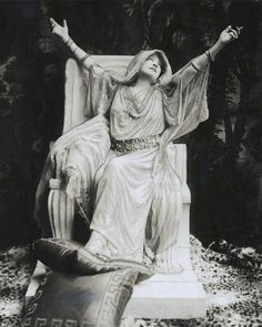 Phèdre - Sarah Bernhardt