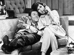 The Dick Van Dyke Show. He's so dreamy. She's so glam, and nobody could ever pull off skinny jeans like Mary Tyler Moore. so jealous.
