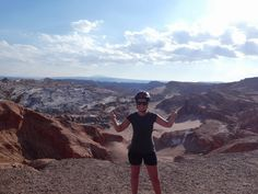Valle de la Luna - San Pedro de Atacama per bike |…