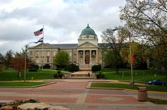 Southeast Missouri State University Academic Hall 04-15-2011