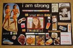 Vision Board of the Week - What's on Your Vision Board? Let Juice Plus help you achieve yours! - http://juiceplusclubfranchise.blog.com/