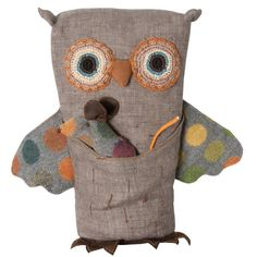 Maileg Owl and Mouse