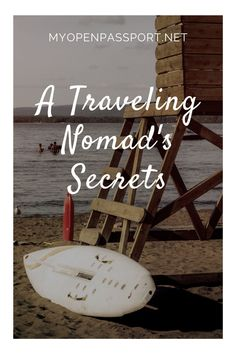 As a traveling nomad, I have traveled for long pieces of time. In this article, I share how I do it so you can too! Long term travel is doable! #travelingnomad #howtotravelongterm #longtermtraveling