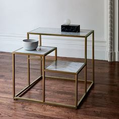 Cityscape Side Table | west elm