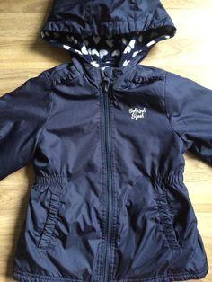 Full-Zip Hooded Jacket (Girls Size 6T) Nike Jacket, Rain Jacket, Hooded Jacket, Hoods, Windbreaker, Shell, Product Description, Zip, Boutique
