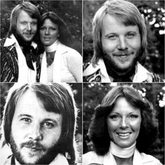 Frida and Benny pictures taken during Abba's visit to the Netherlands in June 1975... #Abba #Frida http://abbafansblog.blogspot.co.uk/2017/06/photo-shoot_11.html