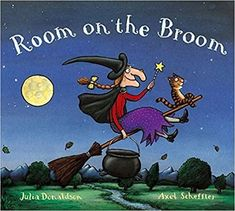 Room on the Broom Big Book by Julia Donaldson (Illustrated, 15 Aug 2003) Paperback: Amazon.com: Books