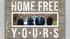 Russell Dickerson - Yours (A cappella cover by Home Free) | This would be a great choice for a wedding song.
