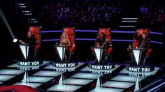The Voice 2014 - All Blind Auditions: Team Adam, Blake, Shakira, UsherVirtual Class Media