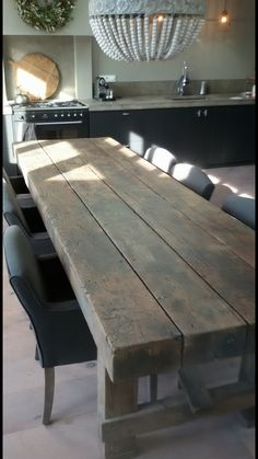 Tafel maken