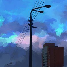 ArtStation - March, Tony Skeor
