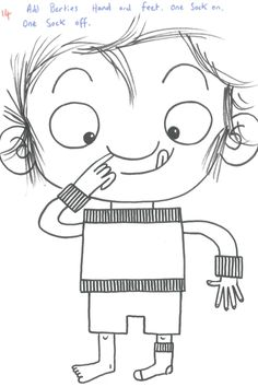 Dirty Bertie - colouring page | How to draw | Coloring ...
