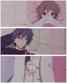 Clannad-- Season 2 killed my heart. But seriously, this was an awesome anime. I don't think I'll read the manga, though. The art is better in the anime. This anime is such a cute anime. Dango Clannad, Clannad Anime, Clannad After Story, Awesome Anime, Anime Love, Me Me Me Anime, Kimi No Na Wa, Angel Beats, Scott Pilgrim