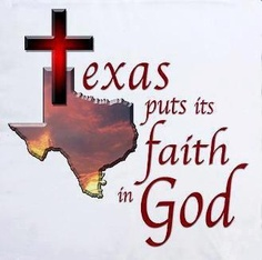 .Stay true to God's Word Texas!