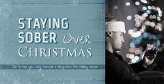 """One of the joys of the #Christmas season is unexpectedly seeing people you never anticipated or going places you never expected. Unfortunately, a spontaneous holiday season can result in running into people who may trigger a #relapse or creating a situation that many #addiction experts refer to as H.A.L.T. This stands for """"hungry, angry, lonely, and tired."""""""