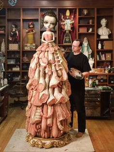 Mark Ryden Created a Sugar-Coated Set for a Major Ballet — 1stdibs Introspective