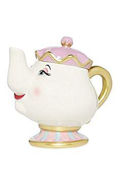 Primark casa Disney bella y la bestia Sra. Potts té de cerámica se vende por penta06: Amazon.es: Hogar
