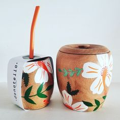 Bamboo Cups, Stick Art, Arts And Crafts, Diy Crafts, Play Clay, Faux Succulents, Painted Clothes, Plant Art, Posca